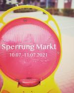 Haselünner Markt am kommenden Wochenende für den motorisierten Verkehr gesperrt