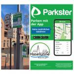 Parken mit dem Smartphone in Haselünne